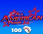 All American Poker 100 Hand