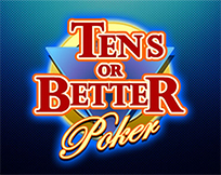 Tens or Better Poker