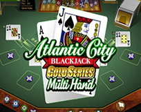 Atlantic City Blackjack Gold (MH)