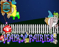 Instant Win Card Selector- Hairy Fairies