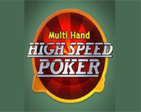 Multi Hand - High Speed Poker