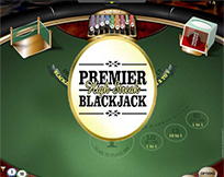 Premier High Streak Euro Blackjack Gold