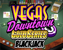 Vegas Downtown Blackjack Gold