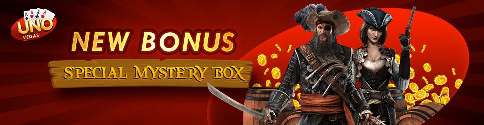 NEW BONUS SPECIAL MYSTERY BOX