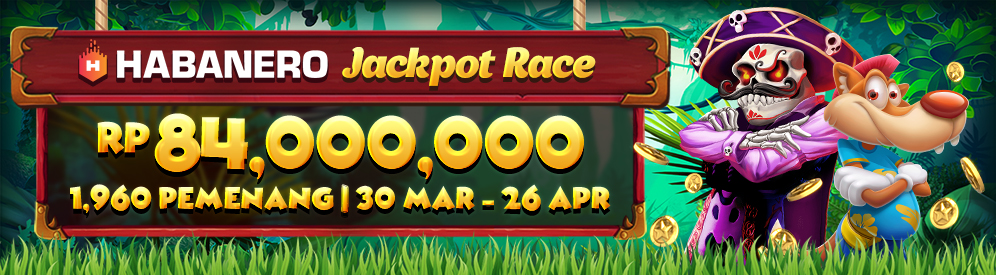 Habanero Jackpot Race 3